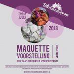 Ontwerpen bloemencorso Loenhout 2018
