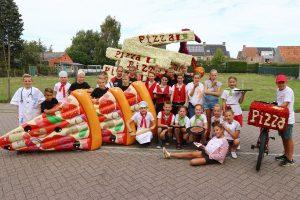 Juniorwagen Bloemencorso Loenhout