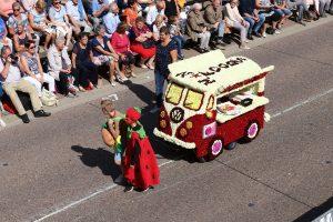 Kinderwagen Bloemencorso Loenhout 2018