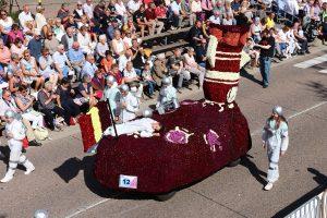 Juniorwagen Bloemencorso Loenhout 2018