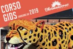 Corsogids 2019 Bloemencorso Loenhout